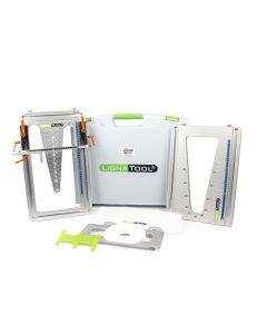 Lignatool zwaluwstaartfreesmal  LT120(SR) Standaardpakket