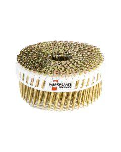 Nail screws op rol 2.8x45 GALVA TORX (7200)