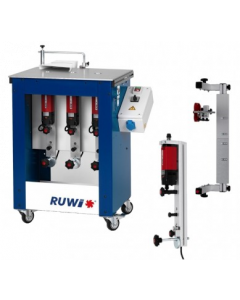 RUWI Type M basis 3 plus Onderfreesmachine als basis 3, met 3D-eenheid